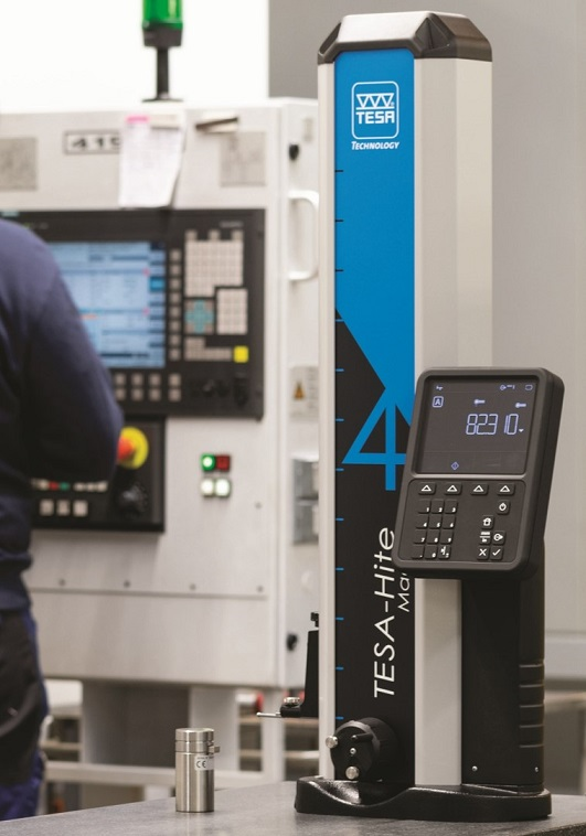 Innovative Measuring Instruments | Brown&Sharpe TESA